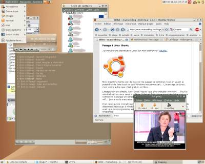 Passage à linux ubuntu matwe